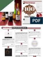 Top 100 Cellar Selections 2012
