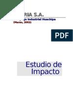 2.Gloria S.a. Huachipa IMPACTOS