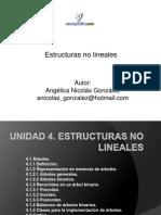 Estructuras No Lineales