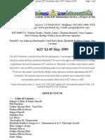 KIT May 1999, Vol XI #5 New 5-9-99