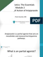 Module 2- C- Aripiprazole
