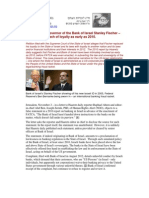 12-11-02 FATCA and governor of the Bank of Israel Stanley Fischer –evidence of breach of loyalty as early as 2010