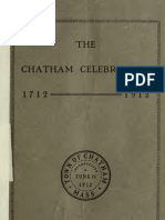 The Two Hundredth Anniversary of the Incorporations of the Town of Chatham, Massachusetts v2