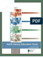 Adult Literacy Education Study—Revised December 2008