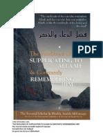 De gunsten van du'aa en dhikrullaah. Shaikh Saalih Al-Fawzaan.pdf