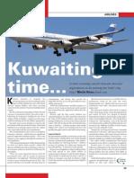 AA 29-31 kuwait