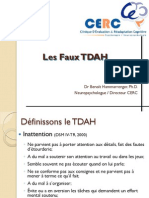 Les Faux TDAH