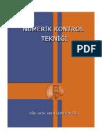 Mersin Üniversitesi Cnc Genel Bilgi Kitabı
