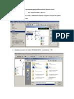Manual de ayuda para exportar información de  Epanet a Excel