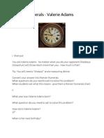 Shot-Put Problem Posing (Roman Numerals) - Teacher Copy