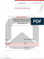 Guide Premier Pas Interface Web Mobile NX ES