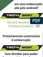 Projeto Tecnoboat Arduino