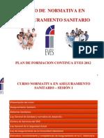 Clase 1 Normativa Aseguramiento 2012 v4 Office 2007