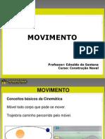 Aula 5 - Movimento