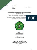 Cover, Lembar Pengesahan Jurnal Ipd Activin Cad Dm