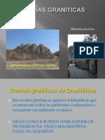 Rochas Graniticas