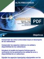Lecture 16 Radioenlaces Terrenales Servicio Fijo- P5