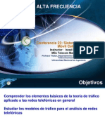Lecture 25 Sistemas de Telefonia Movil Celular- P6