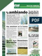 Mutual FCO - Boletín Nº XVll - Enero 2009