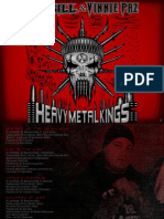 Digital Booklet - Heavy Metal Kings