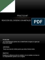 Practica#7 Oxidos