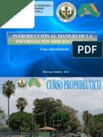 Clase Introductoria IMIB