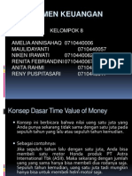 8time Value of Money