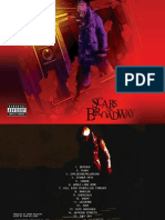 Digital Booklet - Scars on Broadway