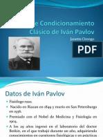 Teoriaa de Condicionamiento Clasico de Ivan Pavlov