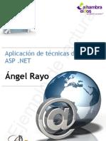Aplicación de Técnicas de Ajax a ASP .NET (ejemplo)