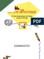 Présentation Projet d'Urbanisme La Cité de l'Art