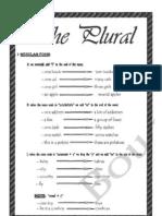 Plural of Nouns