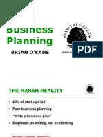 Business Planning Brian Okane