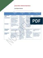 Matrix de Criterios Computación 2008-II