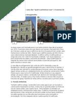 Historia Dos Edificios Pombalinos Em Mindelo