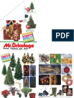 Catalog Mr.bricolage Craciun 2012