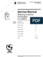Whirlpool Service Manual
