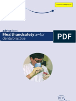 A3 Health and Safety Law for Dental Practice