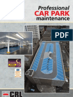 CRL Car Park Maintenance Brochure