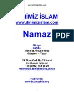 Mehmet Ali Demirbaş -Namaz