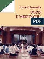 Šravasti Dhammika - Uvod u meditaciju