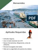 Capacitacion Portuarios