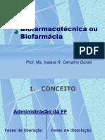05 aula Biofarmacotécnica