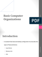 5.Basic Computer Oraganizations