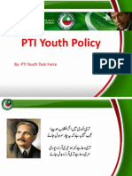 PTI Youth Policy