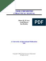 Food Chemistry Pratical Manual