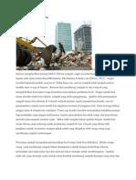 Masalah Sampah Di Jakarta