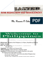 Risk Reduction and Management