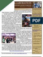 Bonham & Kines Missions Newsletter - November 2012