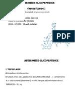 ChFarm 2012 Suport AB Peptid Aminoglicozid Amfenicoli